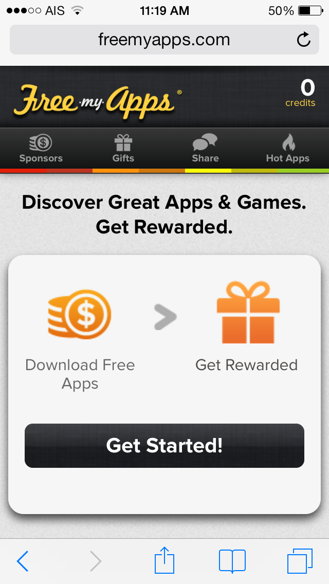 How to get free iTunes gift card on IOS devices – Ganar